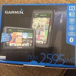 Garmin GPS 2595 Navigation System
